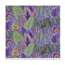 By the Half Yard Philip Jacobs Coleus Lavender PWPJ030 Quilting Fabric #KC178