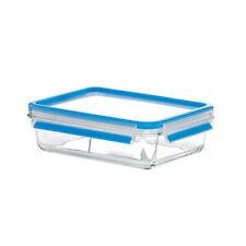 Contenedor porta alimentos EMSA cristal 1.3 L.