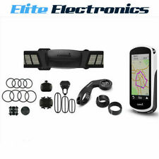 GARMIN EDGE 1030 GPS-ENABLED BIKE CYCLING COMPUTER + PREMIUM HRM BUNDLE
