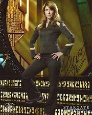 Jewel Staite (Dr. Keller) Stargate Atlantis AUTOGRAPH