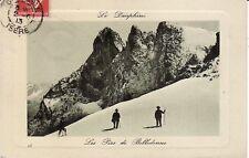 38 - CPA - los Picos de Belledonne
