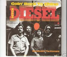 DIESEL - Goin´ back to china