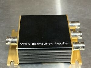 Video Distribution Amplifier 1 in - 3 out