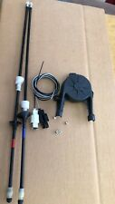 2004-2010 Sienna Sliding Door Tubes+Cable+ Tentionals +Cover(Driver Side)