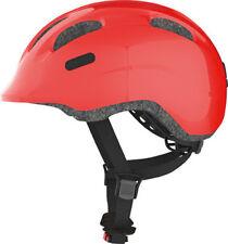 Abus Fahrradhelm Kinderhelm Smiley 2.0 sparkling red 50-55 cm