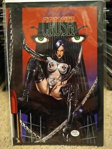 Babylon Crush #1, Boneyard Press 1995, Near Mint