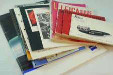 Leica Kodak Polaroid Misc Photo Brochure Lot