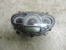08 Aprilia Scarabeo 200 Scooter gauges speedometer tachometer meters
