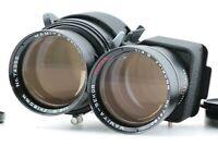MAMIYA SEKOR SUPER 180mm f4.5 1:4.5 TLR Telephoto Lens for C220 C330 f S