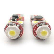 2x Xenon Blanc 4+1 CREE DEL Side Light W5W T10 501 Pour AUDI A3 A6 Q5 AMNP 1045 W