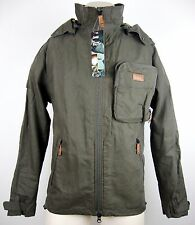 JEEP on Convertible Hooded Jacket j4p Soft Shell Jacket Parka Taille M NEUF ÉTIQUETTE