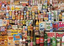 Gibsons 1980s shopping jigsaw puzzle (1000 pièces)