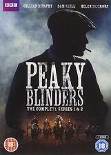 Peaky Blinders Series/Season 1 & 2 - Box Set - Brand New DVD - 5051561039782