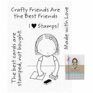 My Favorite Things - Clear Stamps - PI Crafty Friends