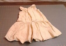 Antique Edwardian Corset Cover Lined Camisole Top