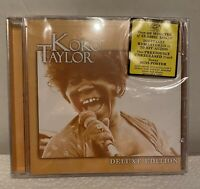 Koko Taylor Deluxe Edition  CD - Remastered - Poster New Sealed