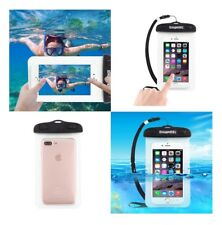 for NOKIA 2720 FOLD PHONE Universal Protective Beach Case 30M Waterproof Bag