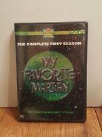 My Favorite Martian DVD Season 1 -The Complete First Season 3 DVD Set