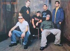 "Linkin Park ""Group On A Stool & Milk Crate"" Asian Music Poster - Alt Metal Music"