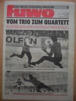 FUWO 8- 24.2. 1981 ** Krostitz HFC Chemie-BFC 2:1 Aue-Dresden 3:1 Jena-Riesa 1:0