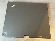 Lenovo X61 Tablet Displaydeckel oben Bezel Gehäuse 42X4392 incl. Verschluss