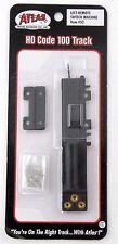 HO Scale Left Remote Switch Machine (Code 100) - Atlas #52