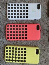 Apple iPhone 5c Cases (5 Total)