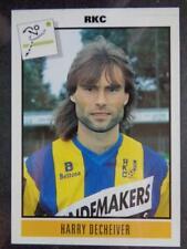Panini Voetbal '94 - Harry Decheiver RKC #126