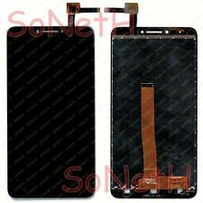 "TOUCH SCREEN + LCD DISPLAY ALCATEL PIXI 4 (6) 9001 4G DUAL 6,0"" NERO"