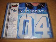 BOOMBAP - Die Boombastische 04  (TEXTA SCHÖNHEITSFEHLER TOTAL CHAOS DJ CUTEX)