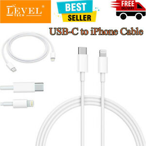 USB  Type C to iPhone Cable Charger Data Lead cable for iPhone 13 12 11 X 6 7 8