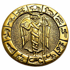 TALISMAN OF ANCIENT ROMAN 'AION god of time, new beginning, new life amulet