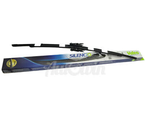 Wiper Blade For MB C GLC Front Windshield Valeo Genuine NEW x2
