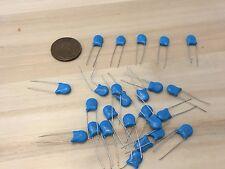 25 pieces  2KV 221 Ceramic Disc Capacitors C19