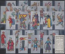 More details for cavanders-full set- ancient chinese (25 cards) - exc
