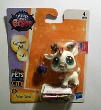 LITTLEST PET SHOP Pets In The City #31 ANTLERS TUKTU Height 6cm RARE GLIMMER PET