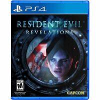 Resident Evil Revelations HD - PlayStation 4 NEU & OVP