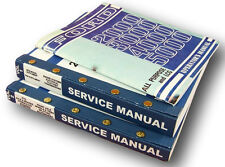 LOT FORD 2000 5000 SERIES TRACTOR SERVICE REPAIR SHOP & OPERATORS OWNERS MANUALS