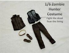 IN STOCK FUN TOYS 1:6 Scale The Walking Dead Clothing set for Daryl Dixon use