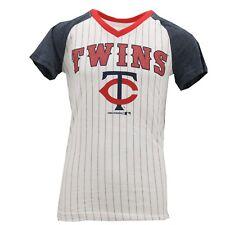 Minnesota Twins Official Mlb Genuine Youth Girls Size Joe Mauer T-Shirt New Tags