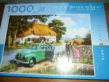 king jigsaw puzzles 1000 pieces Devon Delight