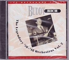 Buddy Rich- The Legendary '46- '48 Orchestra- Volume Two- Hep Import- Sealed