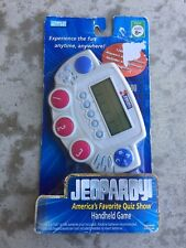 Jeopardy Handheld Game  2005 Parker Brothers