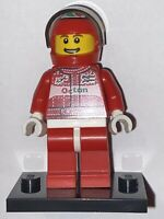 LEGO Collectable Minifigure - Race Driver - Series 3 - col03-11