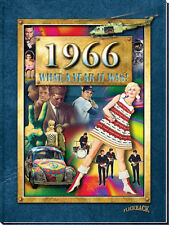 1966 What a Year It Was 51st Birthday or 51st Anniversary Gift (2nd Edition)