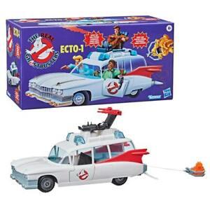 ECTO-1 Fahrzeug Auto Vehicle The Real Ghostbusters Kenner Classics Hasbro