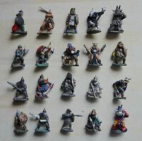 Citadel Warhammer Pre Slotta SS1/3 Warrior & Knights Of Chaos (Uthmog & Others)