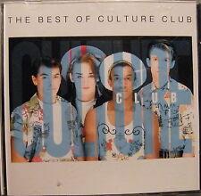 CD Culture Club / The Best Of – Pop Album 1989