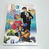 Two Step Vol 1 TPB (DC/Wildstorm)2010 - 1st Print - VF/NM - UNREAD!!