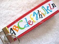 A TO Z-TEACHER Key Fobs (really cute keychains)